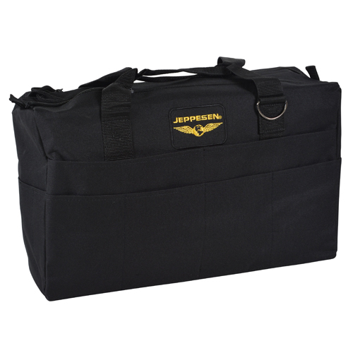 STUDENT FLIGHT BAG/BLACK