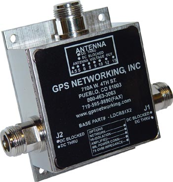 PASSIVE ANTENNA SPLITTER/With N connector.