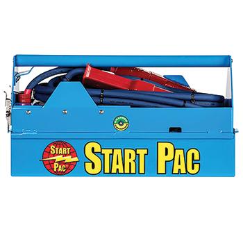 Start Pac Portable Starting Unit / Lithium / 28VDC / 7A / 2400A Starting