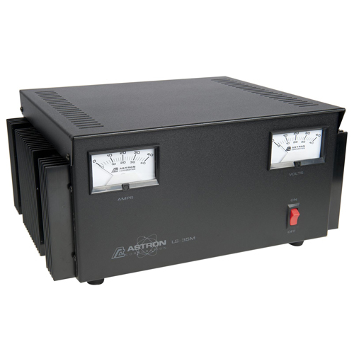 LS-35M Power Supply   28VDC, 35A, With Meters
