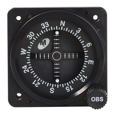 MD222 Course Deviation Indicator | for Garmin GNS-430/530