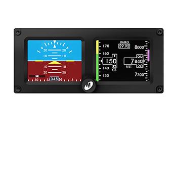 MD302 Standby Altitude Module | Black Bezel, Li-ion Battery