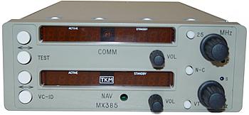 MX-385/485 REPLACEMENT/TAN/TSO
