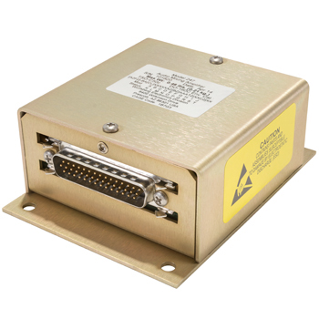 Model 247 Audio Mixing Amplifier | Non-DC biased referenced loads
