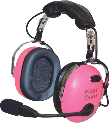 Child Passive Headset | Cadet Pink