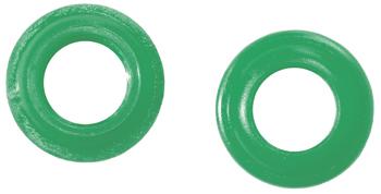GREEN CIRCUIT BREAKER CAP