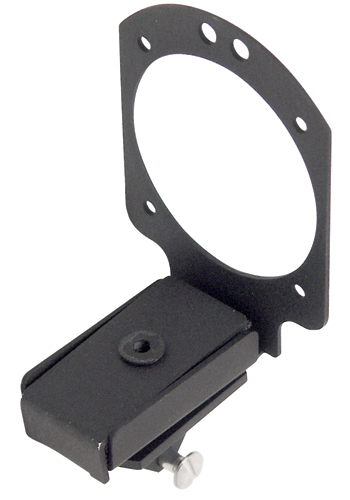 CUSTOM MOUNTING BRACKET/For use with Cessna models that utilize a one-piece windshield with a compass mounting block.