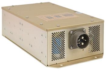 SS120 Static Inverter   115V, 60Hz, 1200VA, Sine Wave, Lightweight