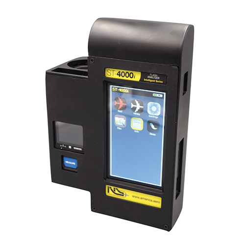 ST-4000i Intelligent Series Flash Analyzer