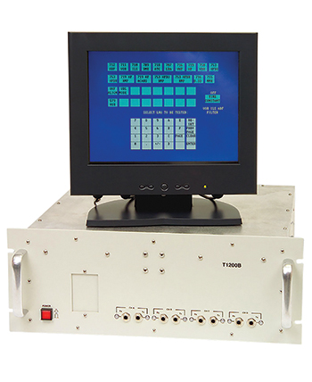T1200B ARINC 429 | Control Display Unit