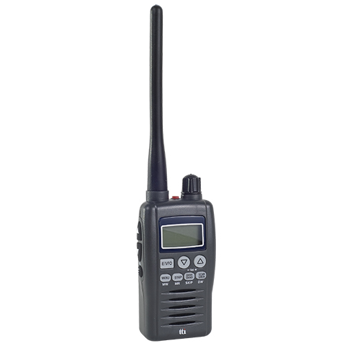 Air Band Handheld Scanner | VHF, WFM, NOAA