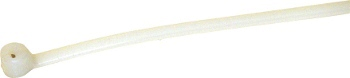 SELF LOCK CABLE TIE/14.19 50 lbs, .184 width, natural.