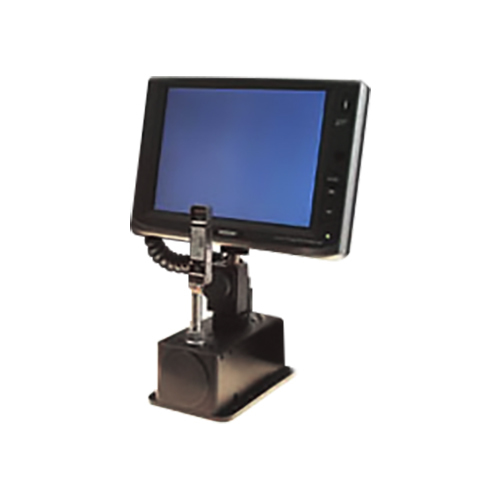VM-LCD-6 LCD Video Display | With Mounting Bracket & Base