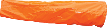 Orange Windsock / 18 X 96