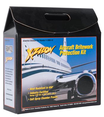 Xzilon 3 Brightwork Kit