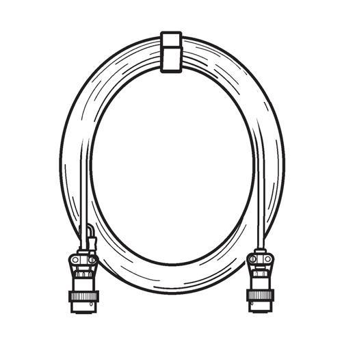 Sensor Cable | 25ft, For 2020HR ProBalancer Analyzer