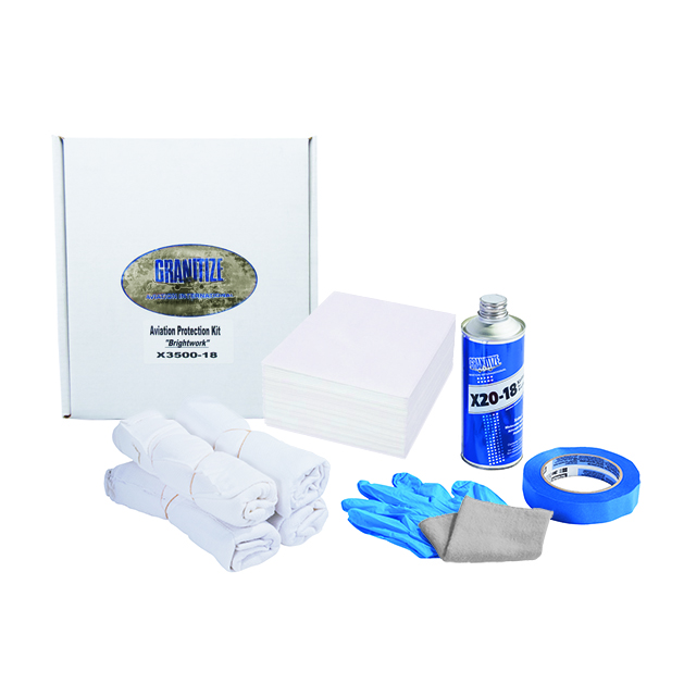 X-3500-18 Aviation Protection Kit   AECI3 For Brightwork