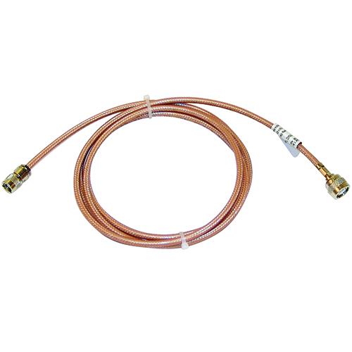 Teflon Coax Cable | TNC to TPS, 6ft