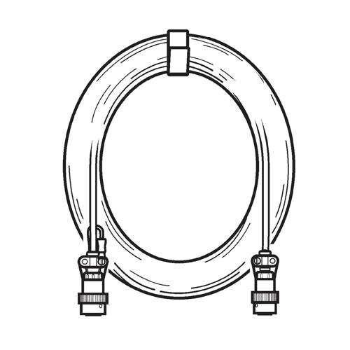 Sensor Cable | 50ft, For 2020HR ProBalancer Analyzer