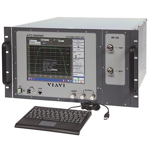 ATC-5000NG NextGen Transponder DME Test Set and ADS-B Target Generator