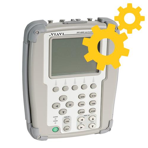 IFR 4000 Software Upgrade | ELT Option 1